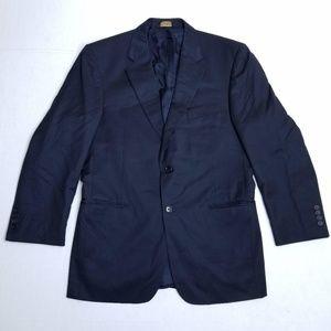 Jos A Bank signature gold, black sport coat Gordon